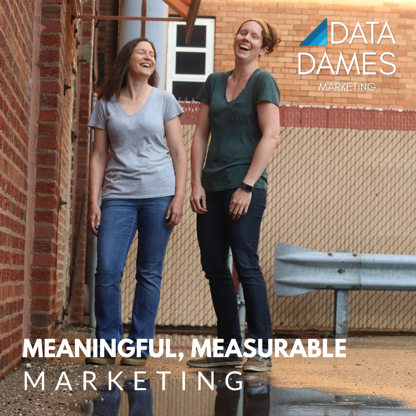 Meaningful, Measurable Marketing Podcast Cover